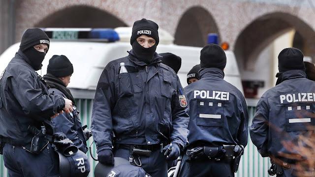 Άγκυρα κατά Βερολίνου μετά από αστυνομική επιχείρηση σε τζαμί