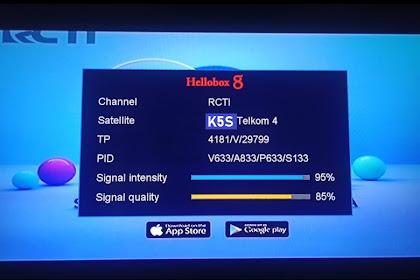 Software K5S Hellobox - Mola TV Open via scam+