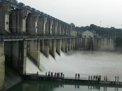 Gangrel Dam Dhamtari Chhattisgarh, Gangrel bandh dhamtari Chhattisgarh