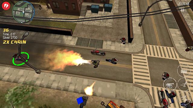 تحميل لعبة جاتا الصينية GTA Chinatown Wars