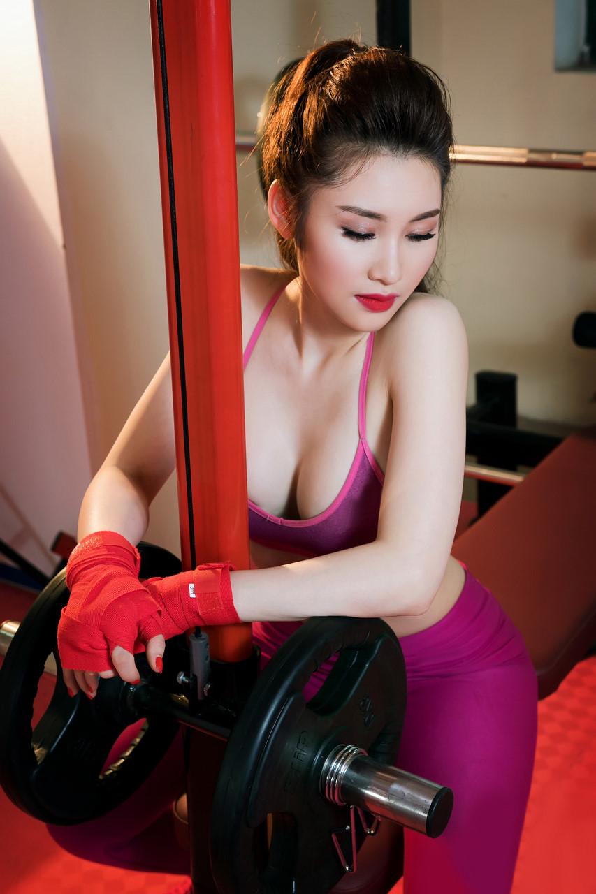 Hot Girls ♔♔… Đinh Bích Nhạn, - Trang 1