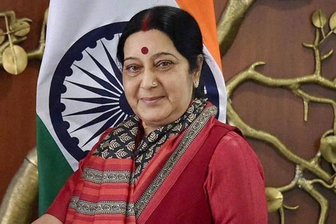 पूर्व विदेश मंत्री और बीजेपी की वरिष्ठ नेता सुषमा स्वराज का निधन! देखिए आखिरी ट्विट