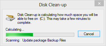 Windows Clean up without an software 5