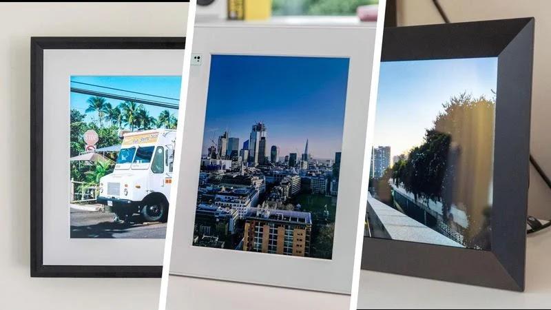 إطارات الصور الرقمية