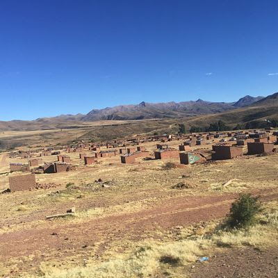 Bolivia. De Sucre a Potosí