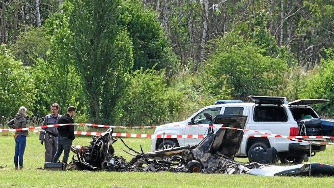 Jugendliche aus NRW sterben bei Flugzeugabsturz bei Renneritz