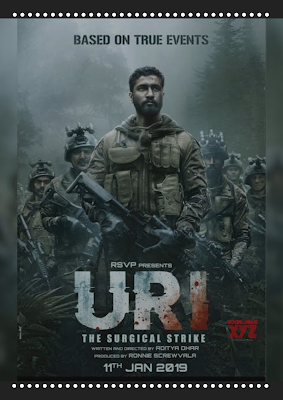 Uri The Surgical Strike 2019 Full Movie Download in HD Bluriy