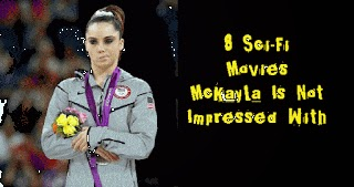8 Sci-fi Movies McKayla Is Not Impressed With [Meme] - The