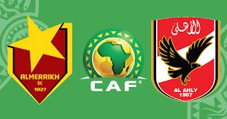مشاهدة مباراة الاهلي ضد المريخ 3-4-2021 بث مباشر في دوري أبطال أفريقيا