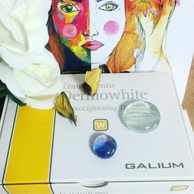 tratamiento despigmentante, despigmentante, dermowhite, galium cosmética integra, crema y serum