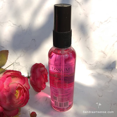 OSSUM Wildberries Fragrance Body Mist