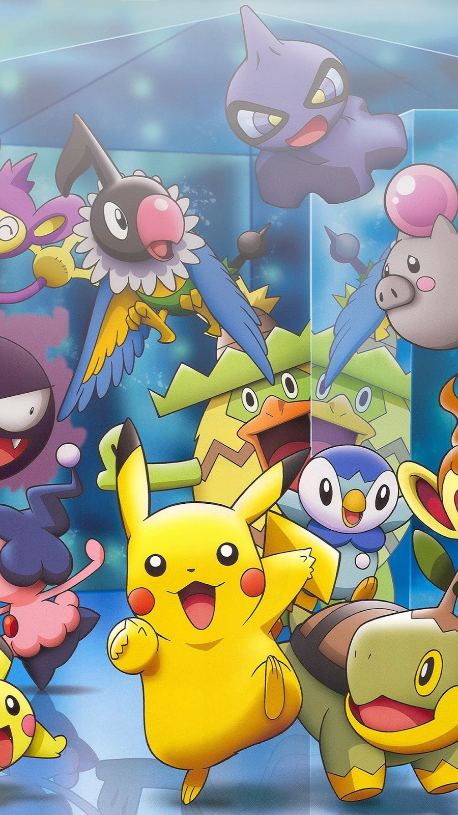 Wallpaper Android Hd Bertema Pokemon Lucu Android Wallpaper Koleksi