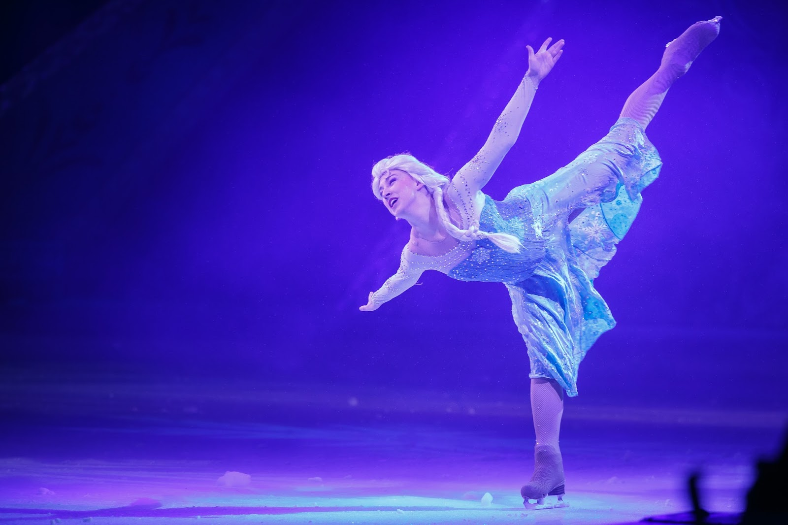 Disney On Ice presents Frozen - A spoiler free review from opening night at Newcastle's Metro Radio Arena