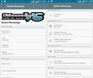 Kumpulan LengapBBM Mod Versi 3.0.0.18 Apk Terbaru