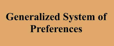 Generalized System of Preference Programme