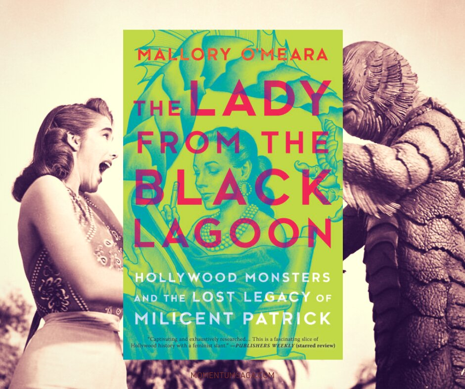Resenha: The Lady from the Black Lagoon, de Mallory O'Meara