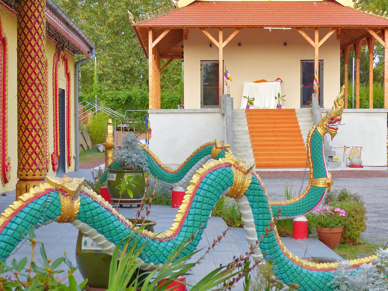 Roubaix Cultes - Temple Bouddhiste Lao