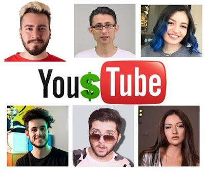 Youtuberlardan vergi kesiliyor mu?