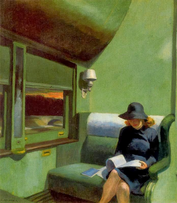 Canvas Santa Fe >> Arte!: Edward Hopper
