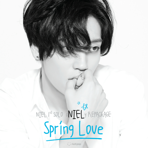 [EP] NieL (TEEN TOP) – oNIELy `Spring Love`