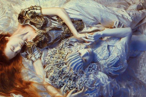 Laura Sheridan Art fotografia arte fashion mulheres modelos cosplays fantasia medieval mitologia surreal