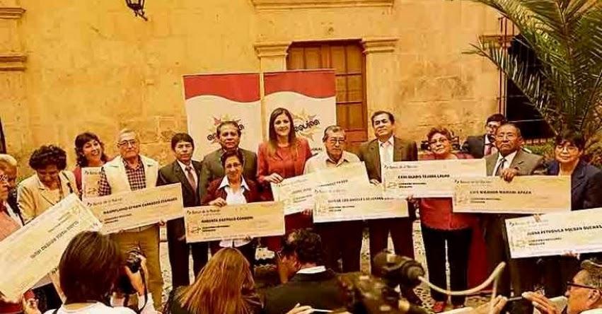Más de 8 mil maestros cobrarán deuda social en la GRE Arequipa