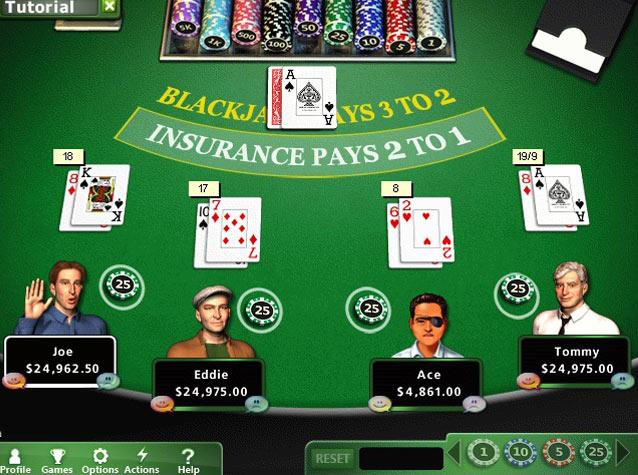Casino Card Game Download