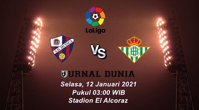 Prediksi SD Huesca Vs Real Betis