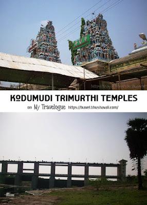 Kodumudi Temples, Muthur Soleeswarar Temple