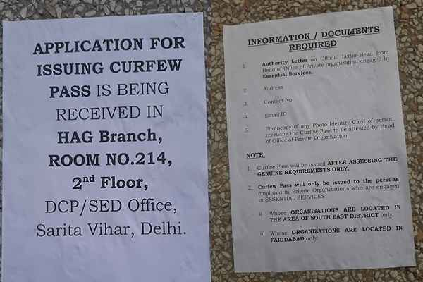 faridabad-delhi-how-to-get-curfew-pass-for-essential-services-news