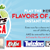 Hershey's Flavors of America Instant Win Giveaway - 2,002 Winners. Win $20 Visa Cards, $25 Uber or Stubhub Gift Cards or $100 Visa Cards. Grand Prize Cruise to Hawaii. Limit One Entry Per Day. Ends 6/15/18