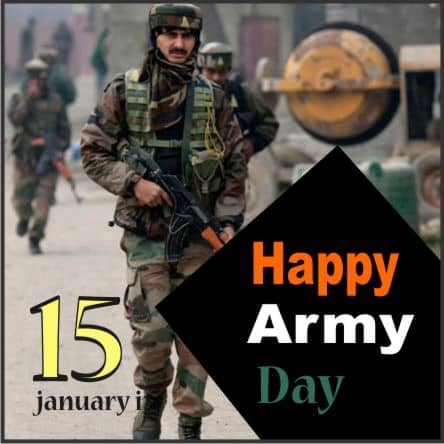 Army Day  Wishes  For Whatsapp