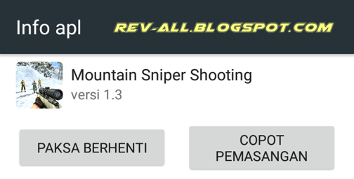 Ikon permainan sniper gunung (game android Mountain Sniper Shooting) rev-all.blogspot.com