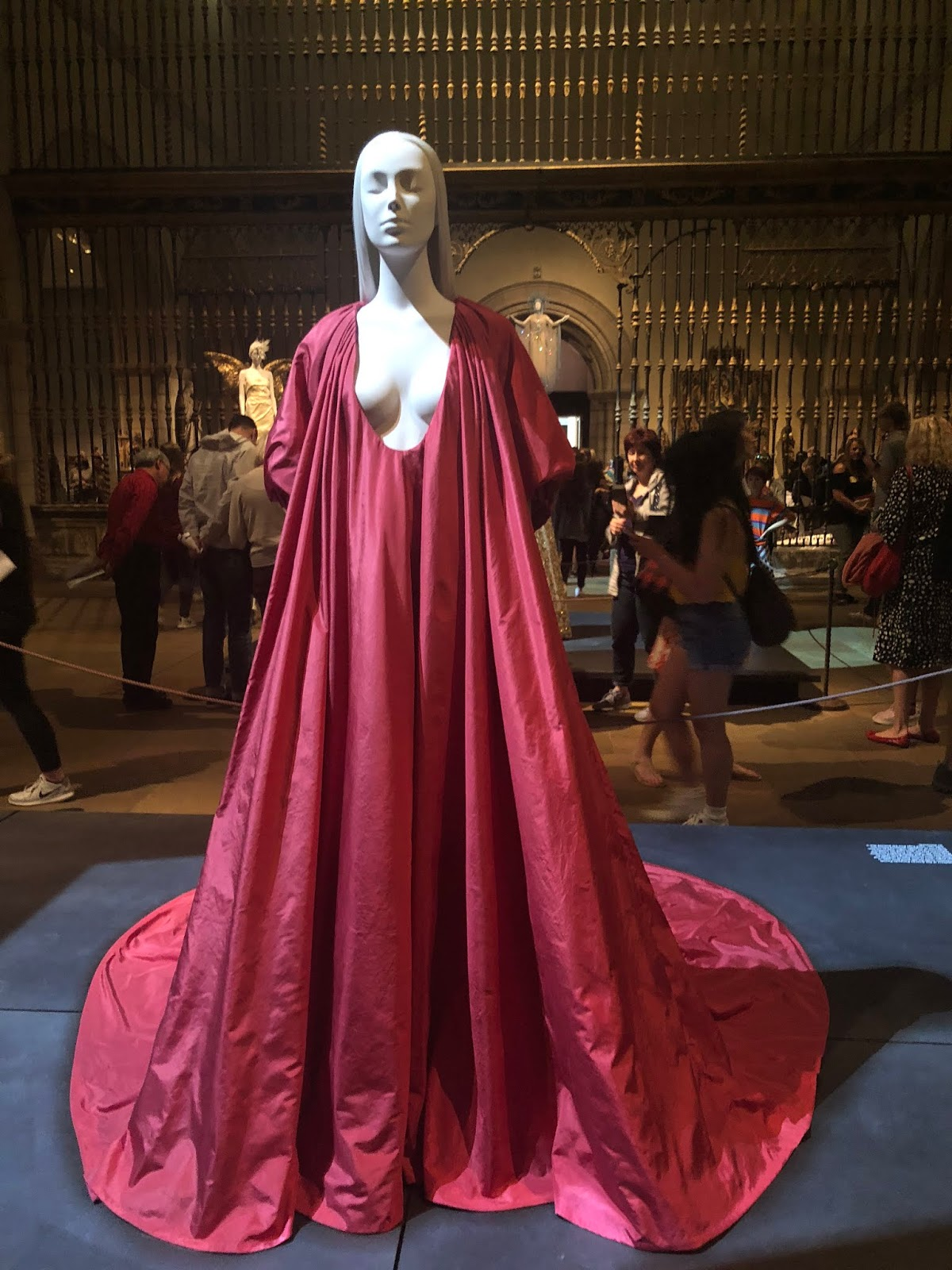 Heavenly Bodies at The Met, NYC by Laura Lewis