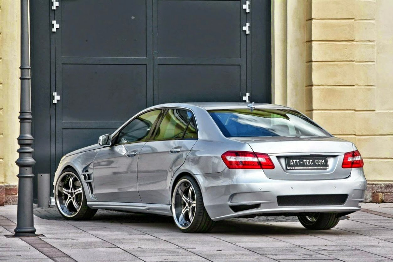 Mercedes Sls Amg Gt >> Mercedes-Benz E-Class W212 ATT Autotechnik   BENZTUNING