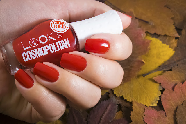 Naillook by Cosmopolitan 31441 Cosmo Red