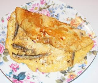 peste, omleta, retete cu peste, preparate din peste, mancaruri cu peste, retete culinare, omleta preparatedevis,
