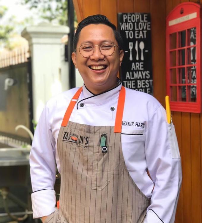 20 Persen Profesi Chef di Bogor Terdampak Pandemi