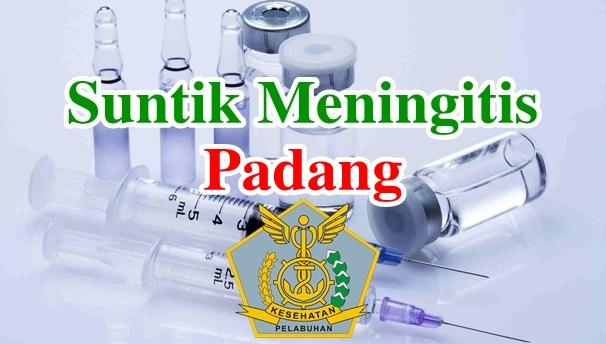 Alamat Tempat Suntik Vaksin Meningitis di Padang