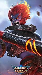 Sun Simian Curse Heroes Fighter of Skins