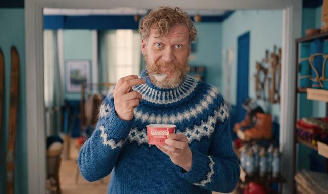 Icelandic Provisions' New Branding + Creative Campaign Honors Viking Heritage