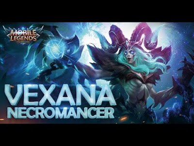 Vexana New Hero Guide Mobile Legends Bang-bang
