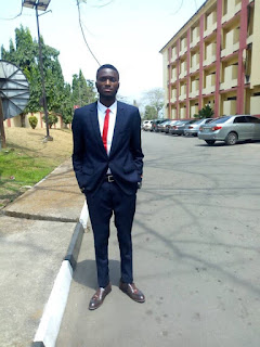 Meet 2020 UNICAL Overall Best Graduating Student with 4.77 CGPA