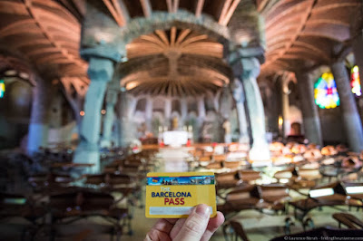 Colonia Guell Barcelona_by_Laurence Norah-3
