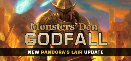 Monsters Den Godfall Pandoras Lair-SiMPLEX