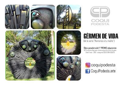 https://coquipodesta.blogspot.com/2020/07/germen-de-vida.html