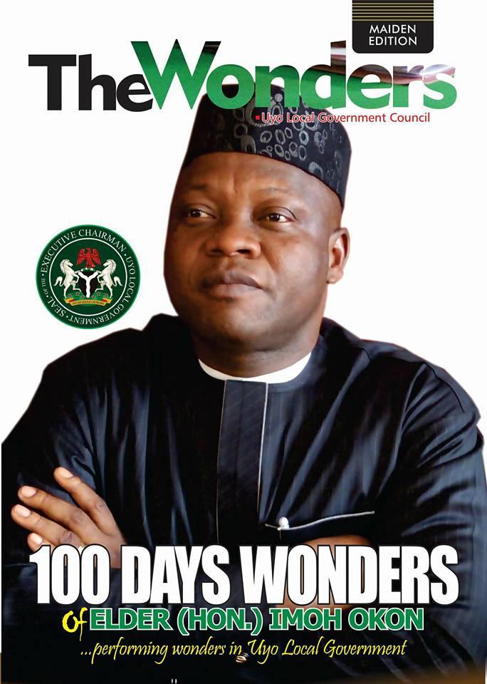 THE WONDERS: 100 DAYS WONDERS OF ELDER IMOH OKON