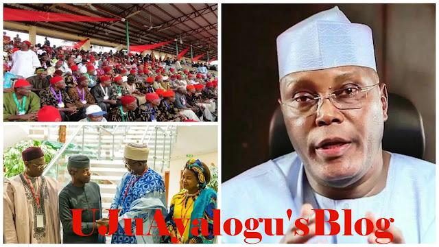 Biafra agitation: Atiku lashes out at Ohaneze over Igbo quit notice
