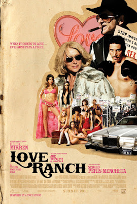 Love Ranch Poster