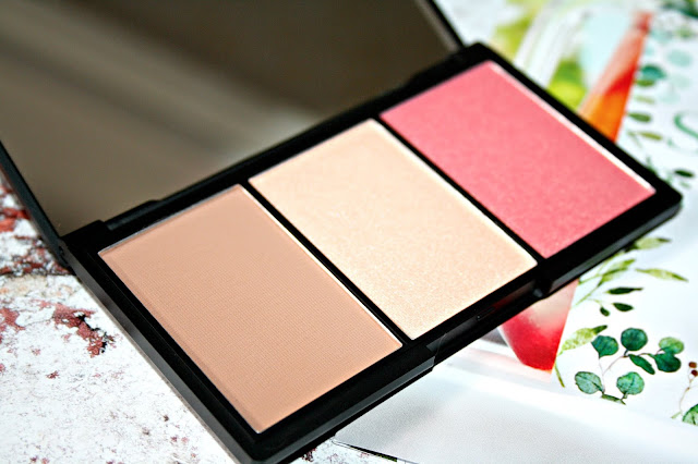 Glossybox Summer Soiree - Sleek Face Palette